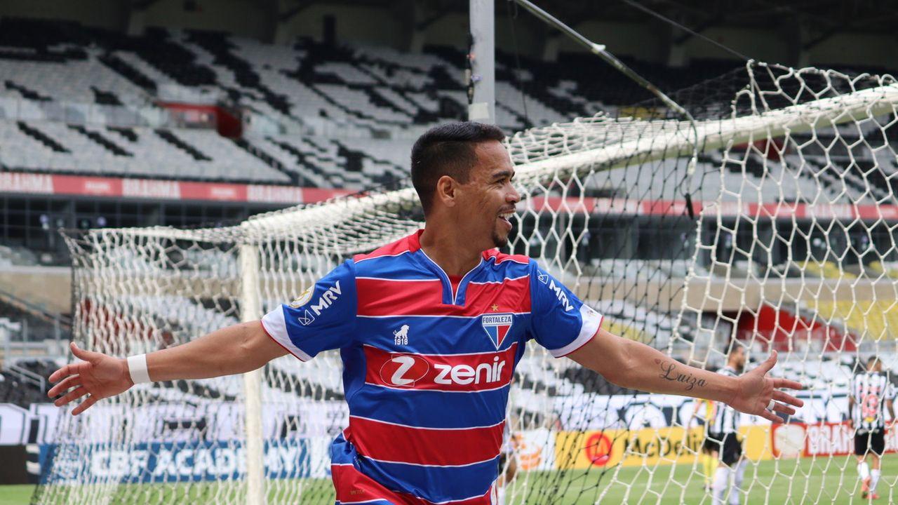 Fortaleza vence Atlético-MG em pleno Mineirão com dois gols de Pikachu