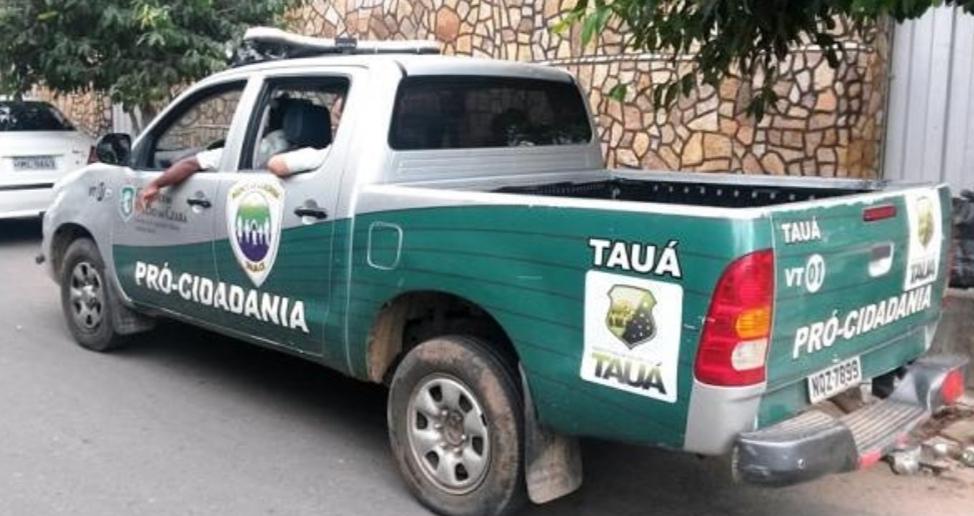 Homem com mandados de prisão em aberto é preso pelo Prócidadania em Tauá