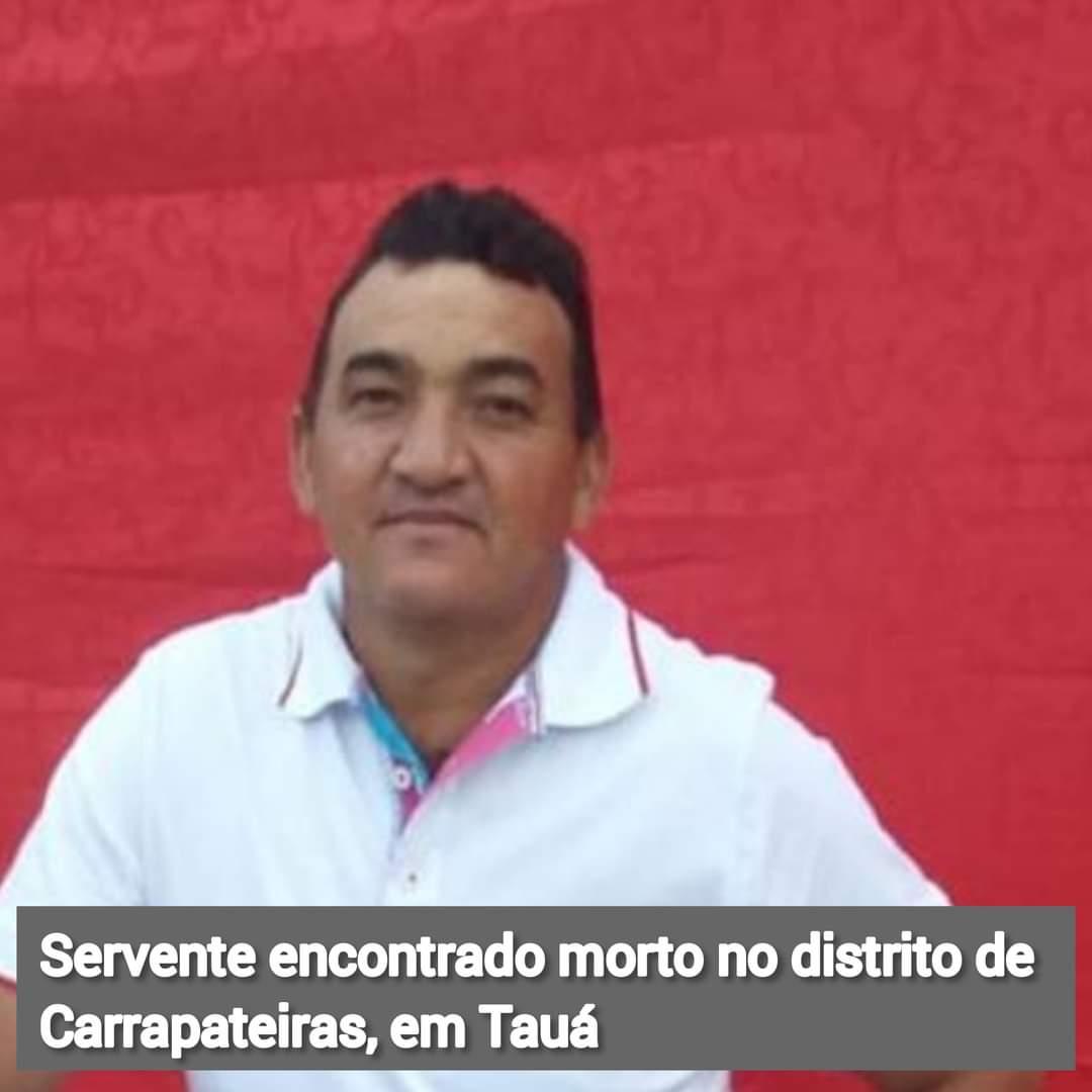Servente encontrado morto no distrito de Carrapateiras, em Tauá